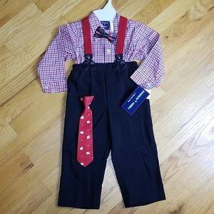 💰Hudson Ferrell Boys outfit